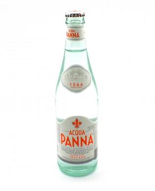 ВОДА минеральная негазированная стекло 0.5 л Acqua Panna