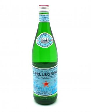 ВОДА минеральная газированная стекло 0.75 л. S.Pellegrino