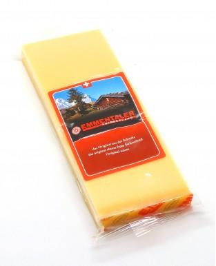 """Сыр """"Эмменталлер"""" 45% жир.0.2 / кг Швейцария"""