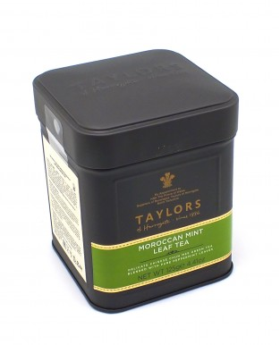 Чай зеленый листовой Марокканский мятный TAYLORS 125 г