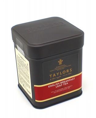 Чай черный листовой Английский завтрак TAYLORS 125 г