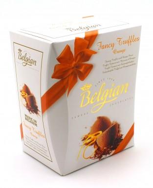 """Трюфели """"Бельгиан"""" с кусочками апельсинов 200 г."""
