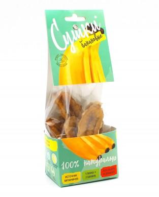 "Фруктовые чипсы ""Сушки"" Банан 40 гр"