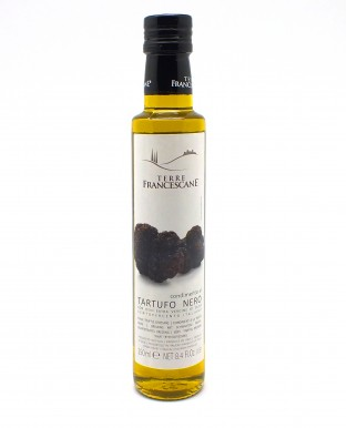 Масло оливковое первого холодного отжима черный трюфелеь, 0,25 л