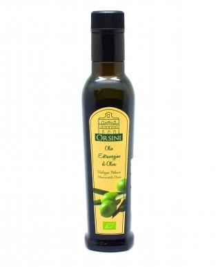 Масло оливковое первого холодного отжима BIO, ORSINI 0,25 л