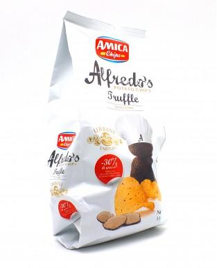 Чипсы картофельные Альфредо с трюфелем, т.м. AMICA CHIPS, 0,1 / кг