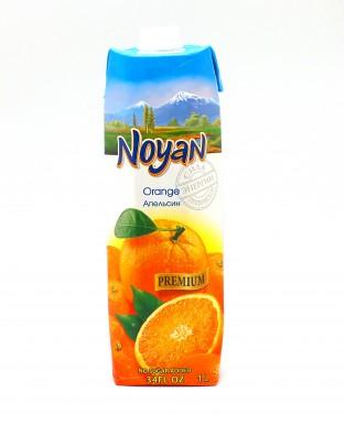 """Апельсиновый сок """"НОЯН"""" PREMIUM, 1л. ДП"""